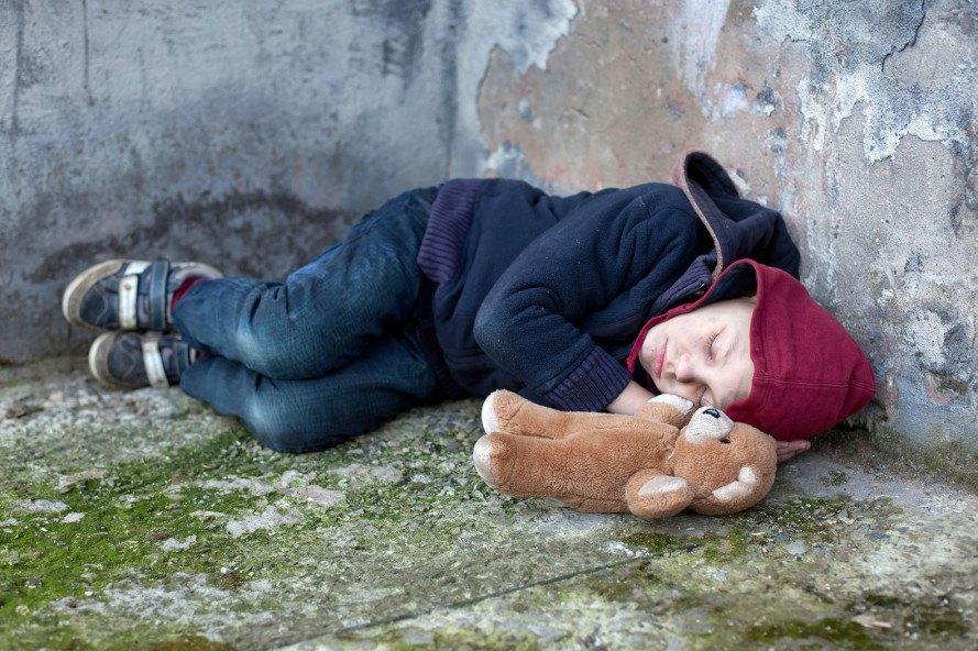 Homeless Covid Victim