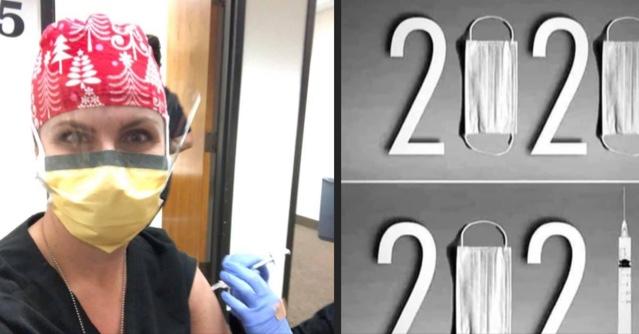 Dr Danielle LeBlanc #vaccinechallenge