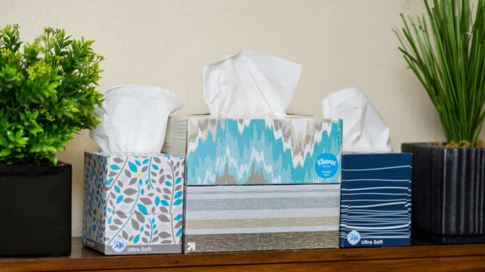 Tissues for Influenza