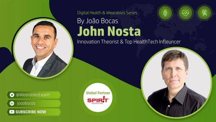 The Wearables Expert John Nosta