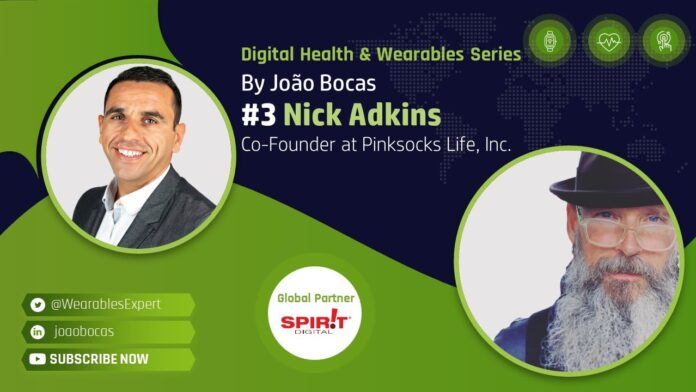 The Wearables Expert Nick Adkins