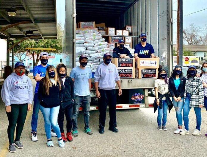 Texas Food Aid Drive