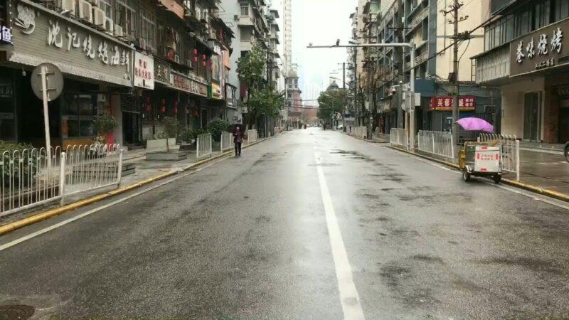 Wuhan Empty Streets